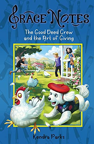 The Good Deed Crew and the Art of Giving