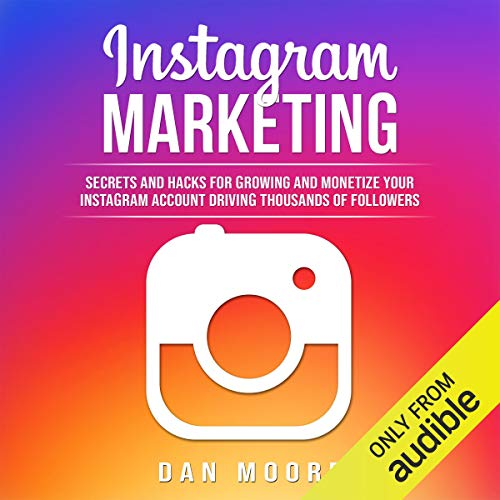 『Instagram Marketing』のカバーアート