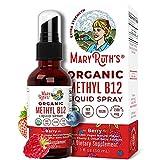 USDA Organic Vitamin B12 (Methyl) Liquid Spray by...