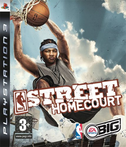 NBA Street: Home Court (PS3)