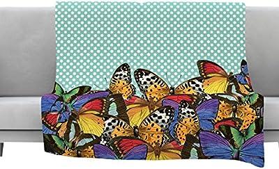 51 X 60 Kess InHouse Louise Machado ABC Wall Tapestry