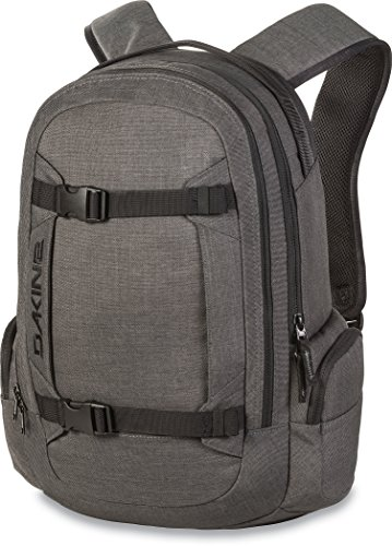 Dakine Mission Backpack, Carbon, 25L