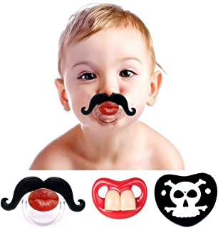 Best skull baby pacifier Reviews