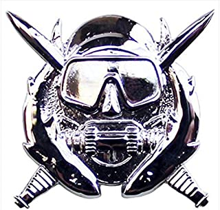 Vanguard Army Badge Special Operation Diver - Miniature Size, Mirror Finish