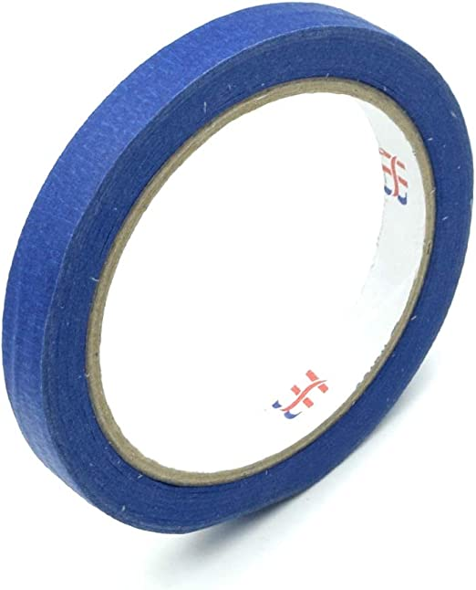 Soldering Electrical HONJIE 8mm Width Length x 33m 3D Printer Application - High Temperature Tape Polyimide Adhesive Tape High Temperature and Heat Resistant Tape for Masking 3 Rolls