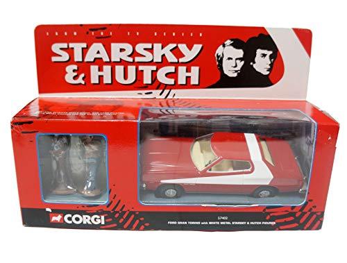 STARSKY & HUTCH CORGI GRAN TORINO
