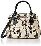 Joe Browns Damen Le Chat Francaise Tapestry Bag Schuhbeutel