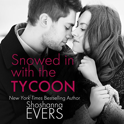 Snowed in with the Tycoon audiobook cover art