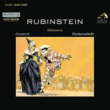 Schumann: Carnaval, Op. 9 & Fantasiestücke, Op. 12