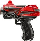 Villa Giocattoli-9900 Pistola Soft Bullet Gun, Colore Nero e Rosso, 9900