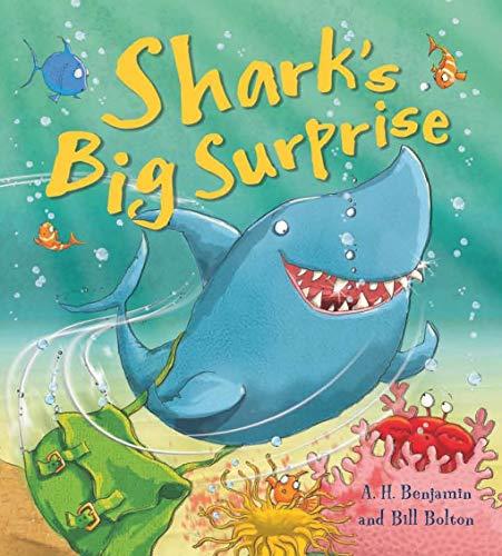 Shark's Big Surprise: 3 (Storytime)