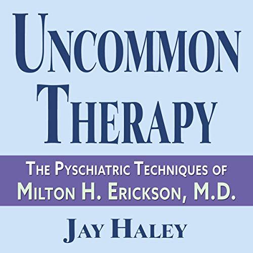 Uncommon Therapy Titelbild