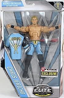 WWE Y2J Chris Jericho - Ringside Collectibles Elite Flashback Exclusive Mattel Toy Wrestling Action Figure