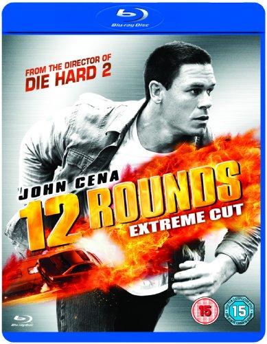 12 Rounds: Extended Harder Cut [Edizione: Regno Unito] [ITA] [Reino Unido] [Blu-ray]