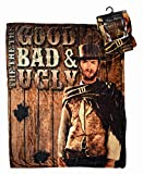 Midsouth Products Clint Eastwood Throw Blanket 50' X 60' - The Good The Bad and The Ugly