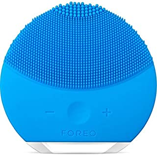 FOREO LUNA mini 2 Facial Cleansing Brush and Massager Silicon Vibrating Waterproof