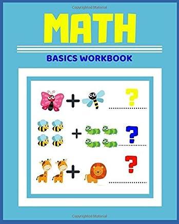 Math Basics workbook (Children's Math Books)