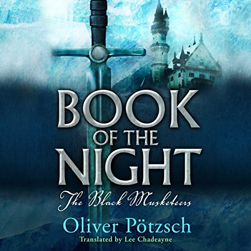 Book of the Night audiobook cover art