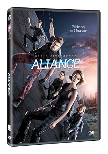 Serie Divergence: Aliance DVD / Divergent Series, The: Allegiant (tschechische version)