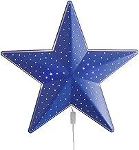 Ikea Star Wall Lamp Blue Children's Lighting