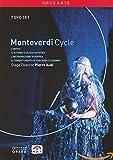 Monteverdi, Claudio - Monteverdi-Zyklus [7 DVDs]