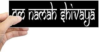 CafePress OM Namah Shivaya Mantra (Whit 10