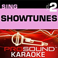Sing Showtunes Vol. 2 by Show Tunes