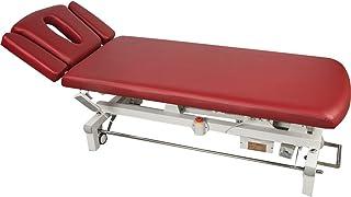 06S807 rot elektrische Massageliege Physiotherapie