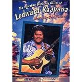 Hawaiian Slack Key Guitar of Ledward Kaapana [DVD] [Import]