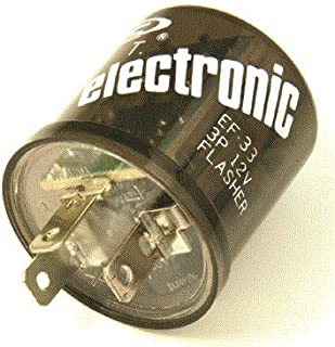 Electronic Flasher For LED Lights 3 Prong - Golf Carts Universe