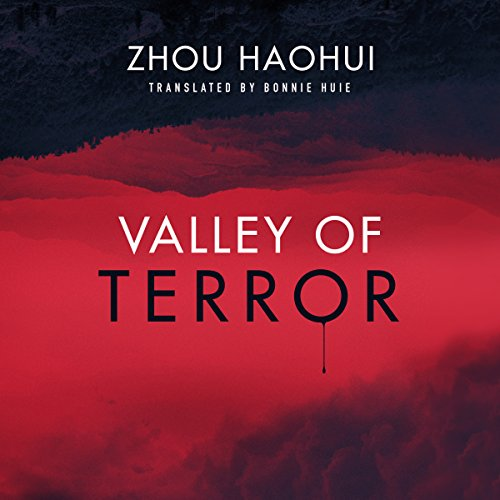 Valley of Terror audiobook cover art