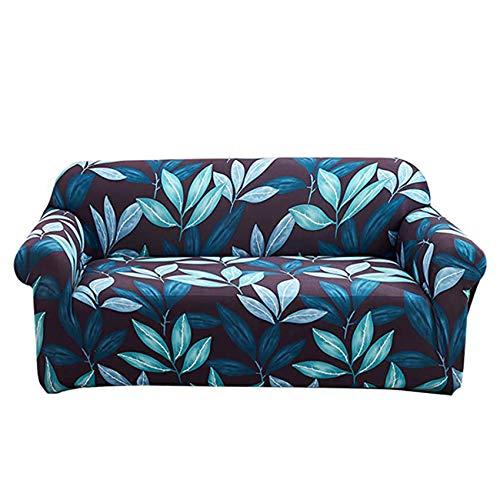 YWTT Funda de sofá con Estampado elástico, Fundas de sofá elásticas Fundas de sofá universales para sillón/sofá de Dos plazas/sofá/sofá Grande, Funda Protectora de cojín para Muebles (3 plazas)