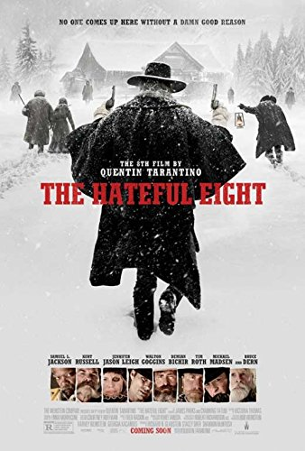 The Hateful Eight Movie Poster (68,58 x 101,60 cm)