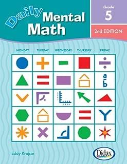 Daily Mental Math, 2nd Edition (Grade 5)