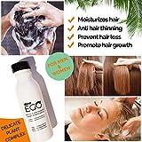 Zoom IMG-2 shampoo anticaduta uomo ricrescita capelli