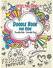 Doodle Book For Kids: Doodle Me - Doodle You!