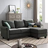 Nolany Reversible Sectional Sofa...