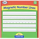 Didax Educational Resources Magnetic Number Lines, Gr 1-2