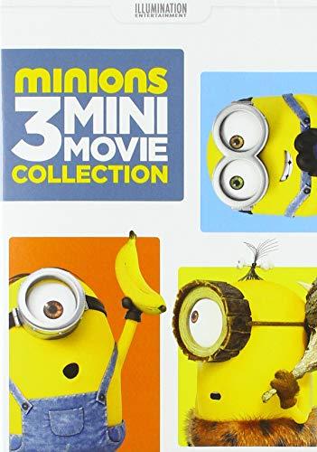 MINIONS: 3 MINI-MOVIE COLLECTION - MINIONS: 3 MINI-MOVIE COLLECTION (1 DVD)