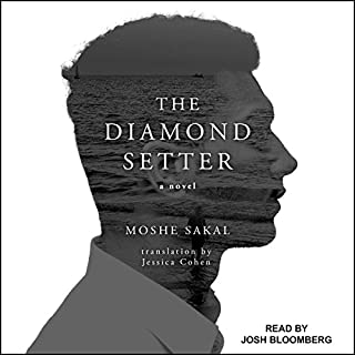 The Diamond Setter audiobook cover art