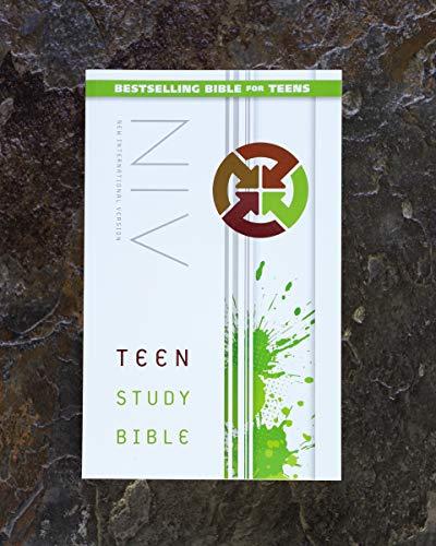 NIV, Teen Study Bible, Paperback