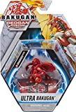 Bakugan Ultra, Dragonoid, 3-inch Tall Geogan Rising Collectible Action Figure and Trading Card