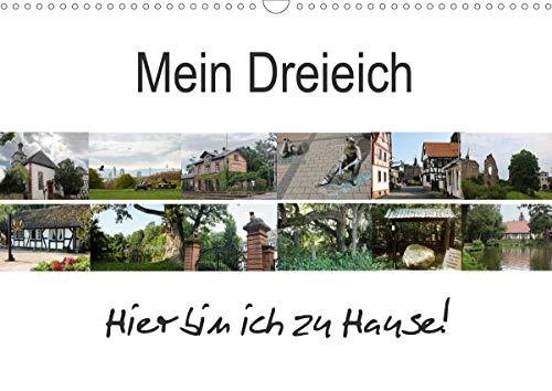 Mein Dreieich (Wandkalender 2021 DIN A3 quer)