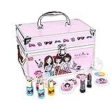 Girl Makeup Set Girls Cosmetics Toy Pretend Gioca Kit Trucco Regalo Perfetto Per Bambini Bambini