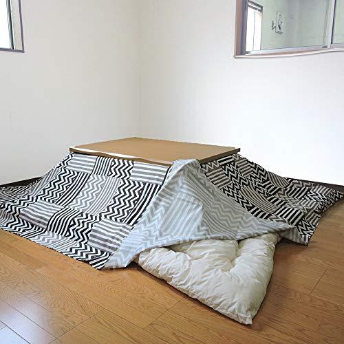 眠り姫 マルチカバー 上掛け カシオペア 大判長方形 215×255 綿100% こたつ 日本製