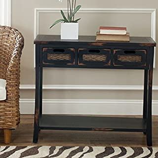 34 wide console table