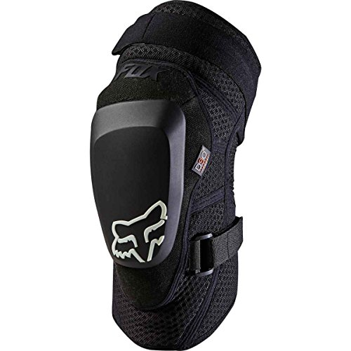 Fox Herren Knieschoner Launch Pro D3O, Black, S, 18493-001