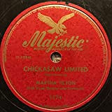 Chickasaw Limited/Sincerely Yours 10' 78 RPM