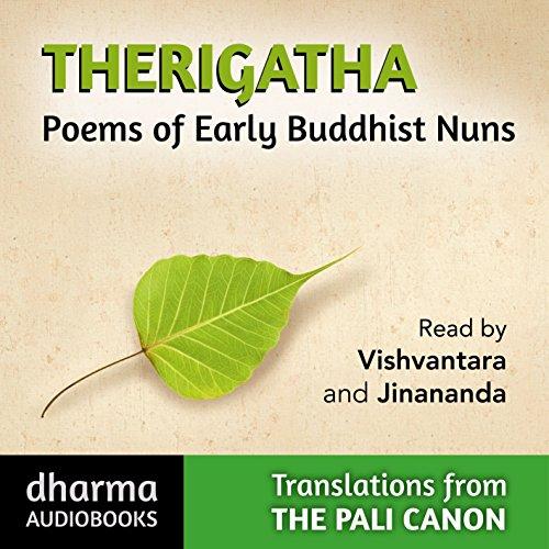 Therigatha audiobook cover art
