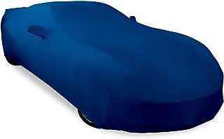 2005-2013 C6 Corvette Ultraguard Stretch Satin Indoor Car Cover (Blue)